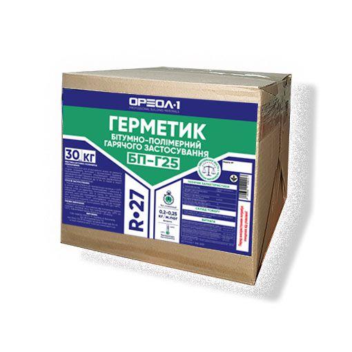 Герметик битумно-полимерный «БП-Г25»